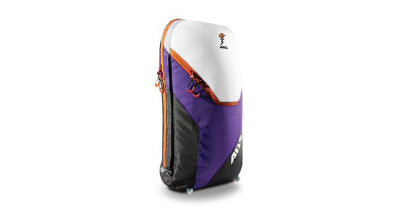 ABS Powder Zip-On 15 purple/orange